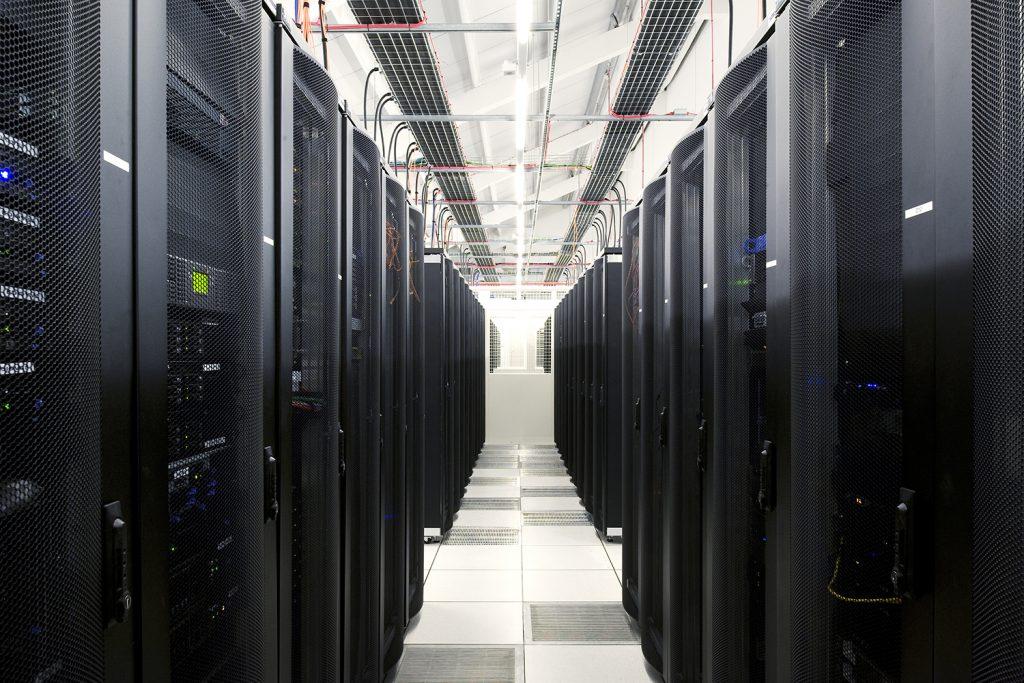 Our Datacentre - Server Co-Location